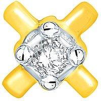 Beautiful Sparkling Diamond Nosepin DDJ00003SI-JK14Y