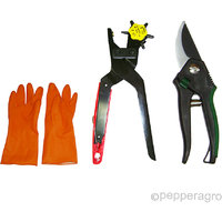 Professional Drip Irrigation Installation Tool Kit