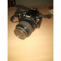 Nikon D5300 Digital SLR Camera (Black) with AF-S DX 18-55mm