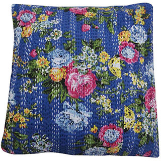 Kantha Decorative Cushion Cover(Option 3)