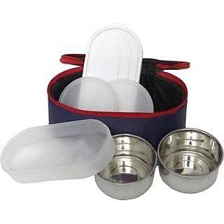 Topware (Jagdamba) Insulated lunch box 3 container