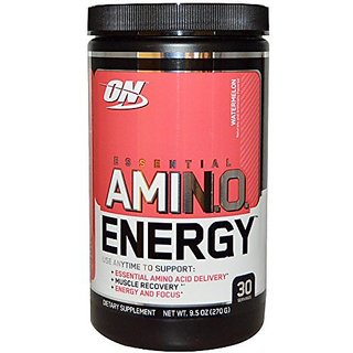 Optimum Nutrition (ON) Amino Energy - 30 Servings (Watermelon)
