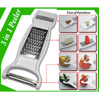3 In 1 Peeler / Slicer / Grater