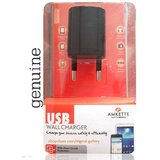 Buy Online Amkette 5v 1Amp USB Wall Charger For Mobiles And Tablets