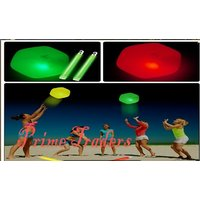Neon Glow 12 Inch Beach Ball Set Of 2pc - Perfect Gifts For This New Year Party