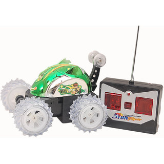 Remote Controlled Stunt Car