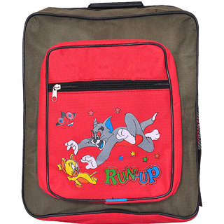 Pari Prince Kids Red School Bag