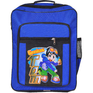 Pari Prince Kids Blue School Bag