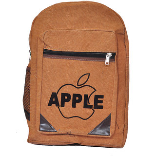 Pari Prince Kids Brown A School Bag