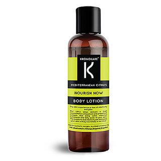 Kronokare - Nourish Now - Body Lotion - 100 ml