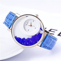 Blue Mxre Watch by miss