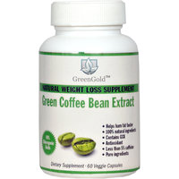 Greengold Green Coffee Bean Extract (FAT BURNER/SLIMMING/DIET & WEIGHT LOSS)