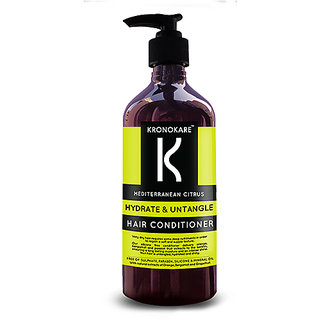 Kronokare - Hydrate Untangle - Hair Conditioner - 500 ml