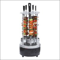 ELECTRIC GRILL–VERTICAL ROTISSERIE GRILL-KABAB AND TIKKA MAKER–ELECTRIC TANDOOR