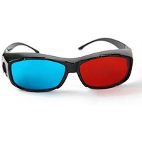 Nvidia 3D Glasses Red Cyan Plastic Lowest Price - 4394058