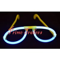 Neon Glow Eyeglasses/Goggles Set Of 2pc- Assorted Colors - Perfect Gift New Year