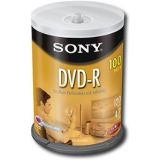 [Sony DVD R Spindles 100PK DVD-R 4.7GB 16X-SPINDLE]