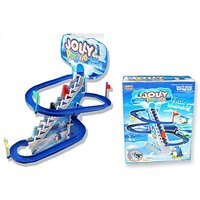 Jolly Penguin Ski Track Battery Operated Toy