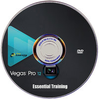 Sony Vegas Pro 12 Complete Video Training  Tutorial On 2DVDs