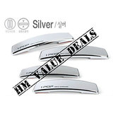 Original I POP Car Door Guard - Silver