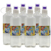G-Pet Water Bottle With Sipper 500 Ml Mint - Set Of 6