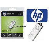 HP USB Flash Drive-V220W-Capacity 4GB,USB2/HP Pen Drive-4GB-Company Sealed