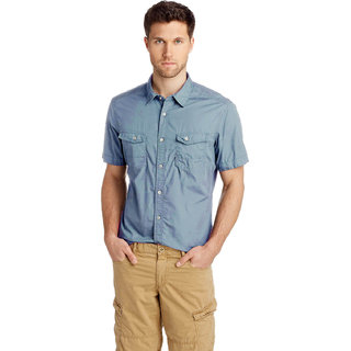LMFAO Mens Half Sleeve Casual Shirt