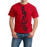 Brain Strom Round Neck T-shirt