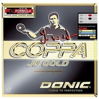 Donic Coppa JO Gold Max Table Tennis Rubber
