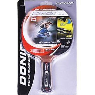 Donic Waldner 600 Table Tennis Racquet With DVD