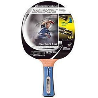 Donic Waldner 800 Table Tennis Racquet With DVD