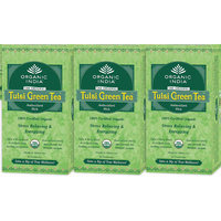 Organic India Green Tea Bag - Pack Of 3