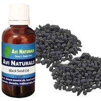 Black Seed (Kalonji) Oil, 100 Pure, Natural Undiluted - 15 ml