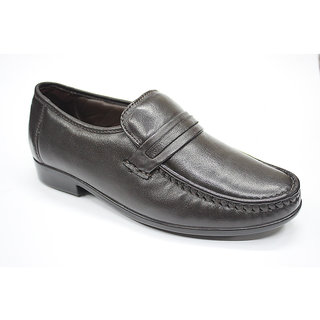 PIETRO CARLINI - MOCASSION EXTRA COMFORT FORMAL SHOES (1502-BRN)