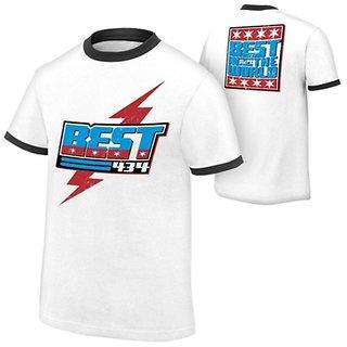 Cm Punk ''Best 434'' T-Shirt