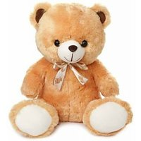 Tabby Toys Cute Brown Teddy Bear  - 32 cm (Brown)