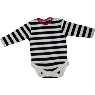 Baby Boy or Baby Girl Striped Romper
