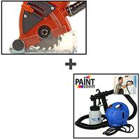 Telebuy Mini Rotating Saw + Paint Zoom