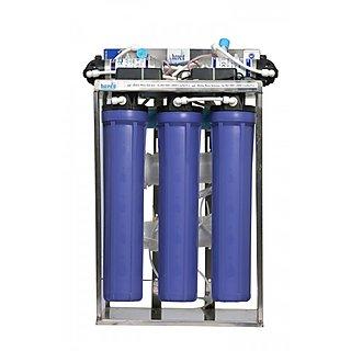 50 LPH Alkaline RO Plant