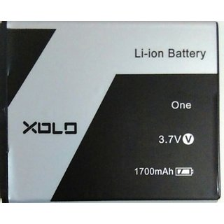 GENUINE BATTERY FOR XOLO ONE XOLO 1700 MAH with 6 Months Warranty
