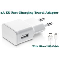 Gadget Hero's  Details About  2A USB Fast Wall Charger For Samsung & Others