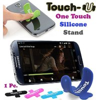 Gadget Hero's Touch-U One Touch Silicone Stand For Phones