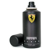 Ferrari Black Deo Deodorant Spray 150 Ml[150 Ml]