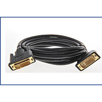 20M DVI CABLE DUAL LINK DVI D TO DVI D MALE LEAD 24+1 25 PIN MONITOR LAPTOP TV