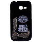 Hoa Harley Cover For Samsung Galaxy Star Pro 7262- Black Hoa//Harley/Starpro/B