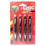 Chic Door Scratch Protector Guard - Black