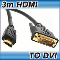 3M HDMI TO DVI CABLE HIGH SPEED HDMI DVI-D