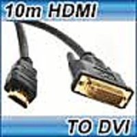 10M HDMI TO DVI CABLE HIGH SPEED HDMI TO DVI-D