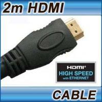 PREMIUM 2M HDMI CABLE HIGH SPEED HDMI WITH ETHERNET 1.4