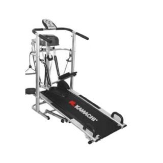Kamachi Manual Treadmill With Electric